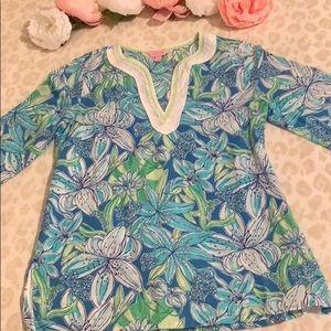 Lilly Pulitzer size small Sarasota tunic